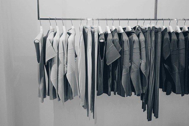 Annonce vêtements
