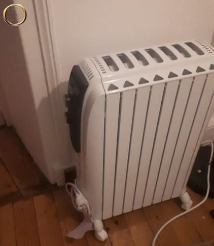 Chauffage - radiateur électrique d'appoint DELONGHI