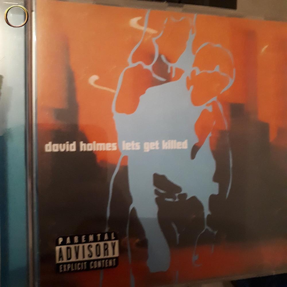 CD DAVID HOLMES lets get killed