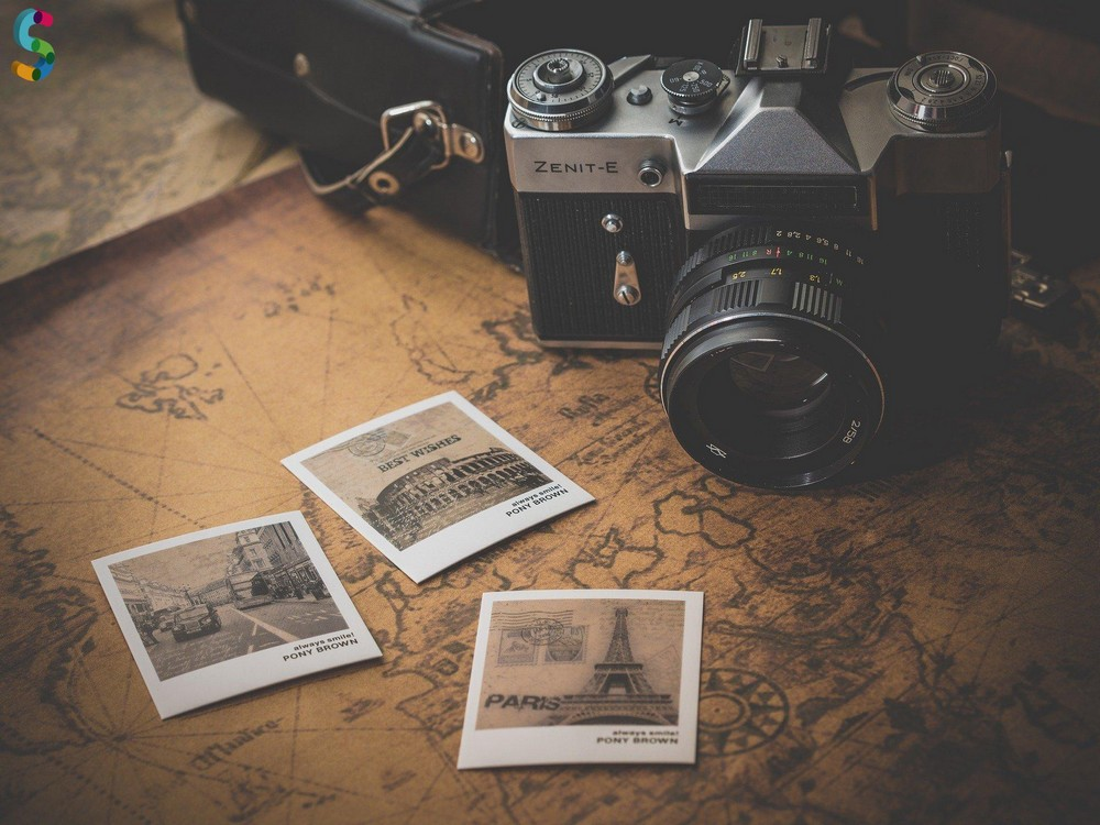 Appareil photo Vintage Zenit-E