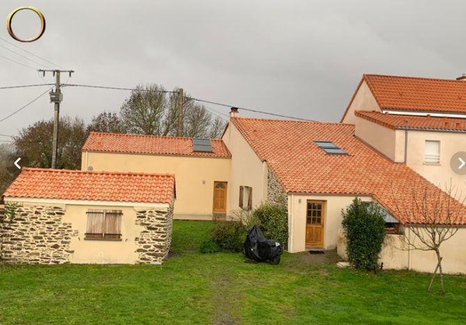 Travaux de couverture - couvreur - Gouttière - Peinture - Nettoyage façade - ravalement - Loire Atlantique
