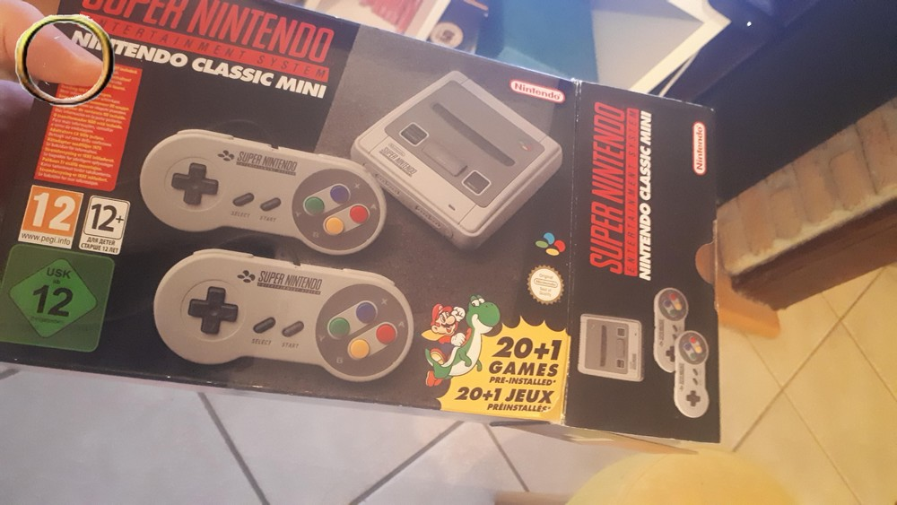 Super Nintendo Classic Mini - Console de jeux - Collection