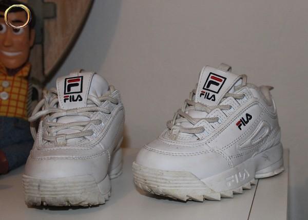 Paire de chaussures FILA - Taille 26