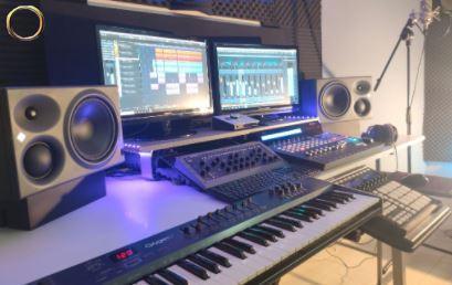 Studio d'enregistrement, Mixage et Mastering