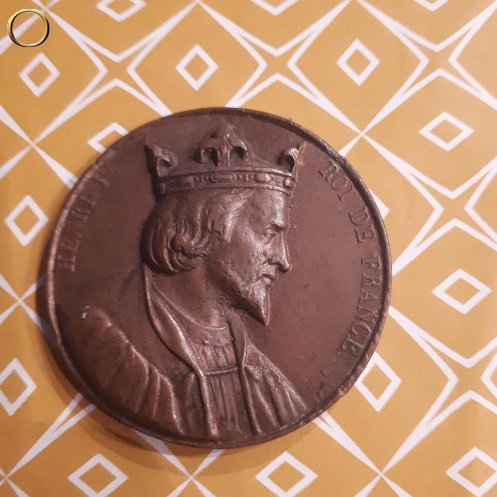 Médaille HENRI Ier Roi de France