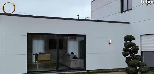 Extension d'habitation / maison / livree cle en main / ossature bois / carport / chalet / pergola / garage/kit