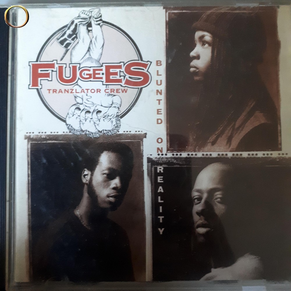 CD FUGEES - Blunted on reality - Lauryn Hill - Wyclef Jean