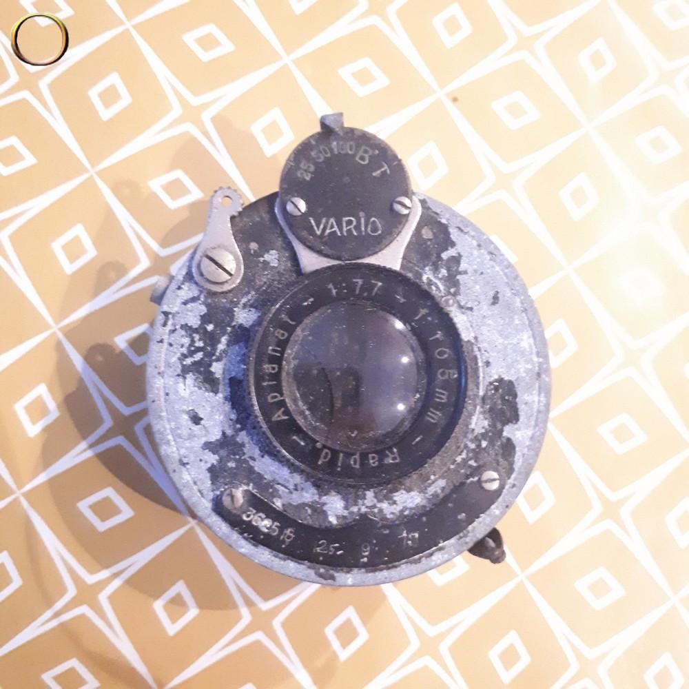 Obturateur appareil photo VARIO ( GAUTHIER )