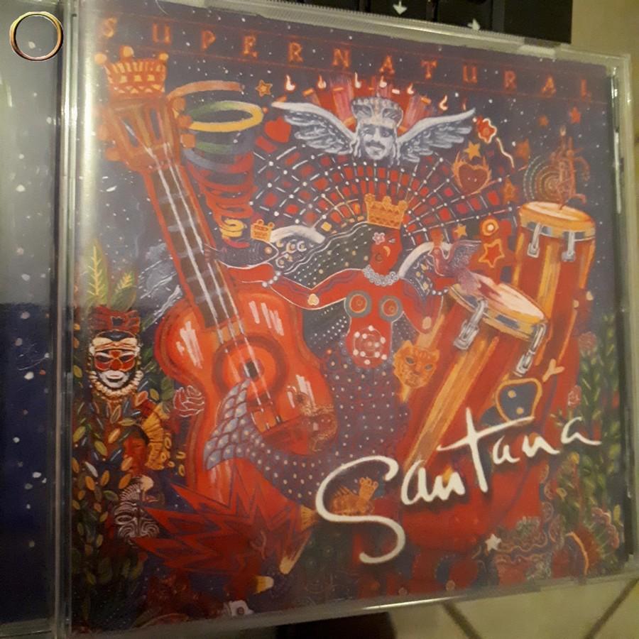 CD SANTANA Supernatural
