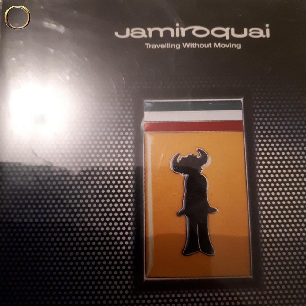 CD Jamiroquai Travelling Whithout Moving