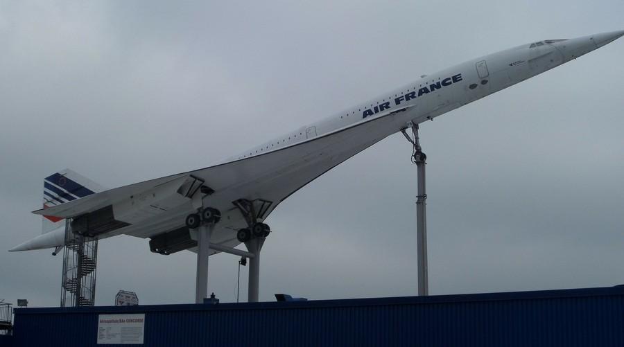 Le Concorde (Avion)