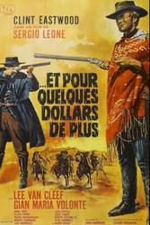 Affiche du film et pour quelques dollars de plus