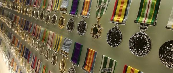Collection médailles