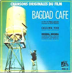 Musique du film Bagdad Café