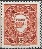 Timbre Cameroun